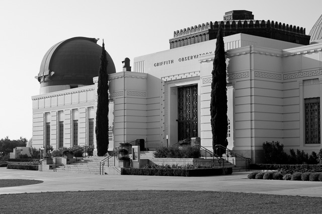 The Griffith Observatory, Los Angeles. Leica TL2 with Leica 35mm Summilux-TL ASPH f/1.4. © 2017 Thorsten Overgaard.