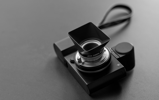 Leica 28mm Summaron-M f/5.6 on the Lecia TL2 via M-to-T Adapter. © Thorsten Overgaard.