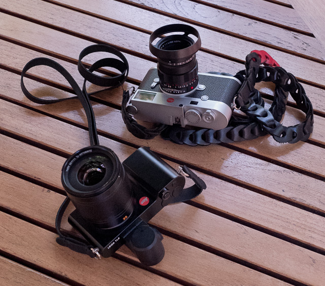 The Leica TL2 with the 35mm Summilux-TL ASPH f/1.4 and the Leica M10 with the Leica 50mm Summilux-M ASPH f/1.4. In essence, they both produce a 50mm Summilux picture in a 24MP size (a 35mm lens on the Leica tl has a crop of 1.5 which means a 35mm lens becomes a 50mm). © 2017 Thorsten Overgaard.