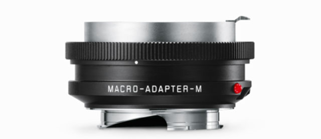 The Leica Macro Adapter M is basically a re-make of the now extremely popular Leitz OUFRO. It does not have any optics in it, it only extends the lens from the body.