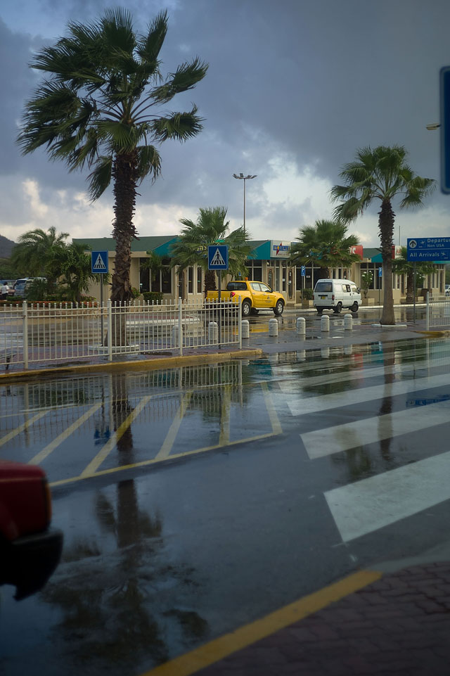 Aruba where it rains every afternoon like a clockwork. Very nice colors and reflections afterwards. Leica M9 with Leica 50mm Summicron-M f/2.0 II. © 2009-2017 Thorsten Overgaard.