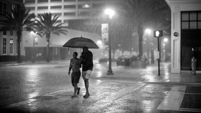 A really wet evening in Florida. If you want the photo, you have to get out there in the rain yourself. Leica M 240 with Leica 50mm APO-Summicron-M ASPH f/2.0. © 2013-2017 Thorsten Overgaard.