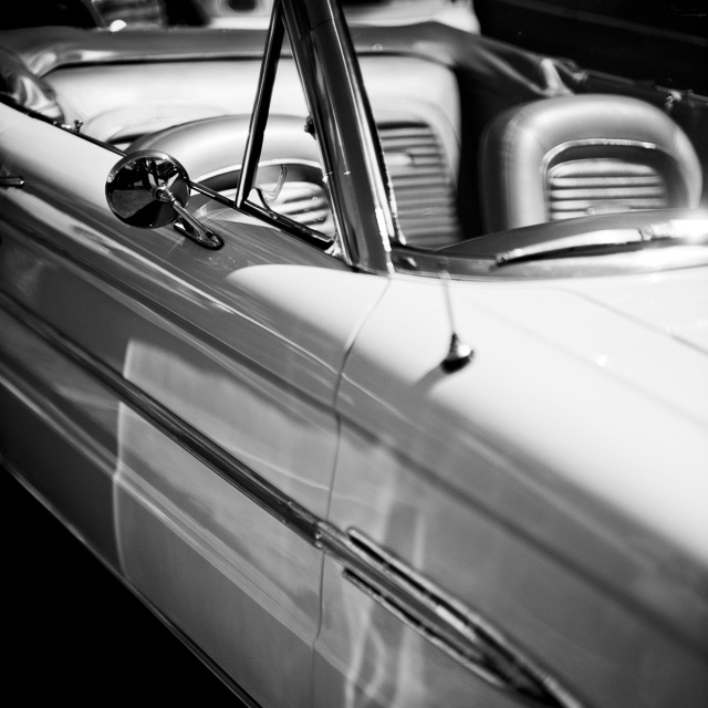 Ford Falcon. Leica M10 with Leica 50mm Noctilux-M ASPH f/0.95 FLE. © 2017 Thorsten Overgaard.