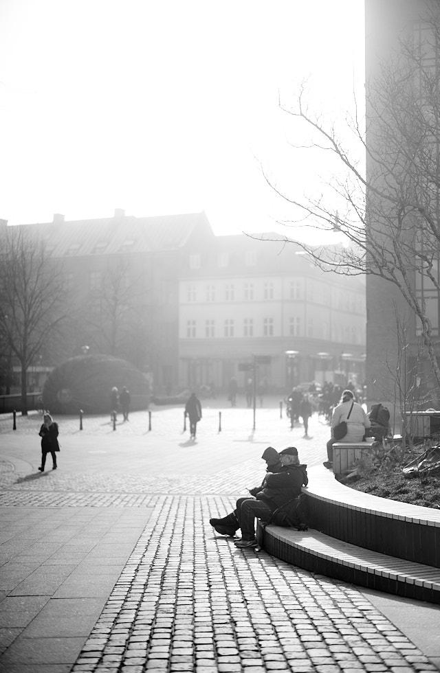 Store Torv in Aarhus, Denmark. Leica M10-P with Leica 50mm Summilux-M ASPH f/1.4. © Thorsten Overgaard.