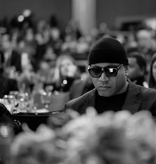 "LL Cool J (which stands for ""Ladies Love Cool James"". Leica M10-P with Leica 50mm Summilux-M ASPH f/1.4 © Thorsten Overgaard."