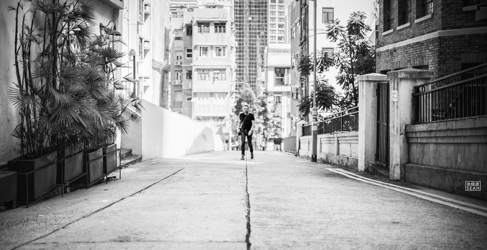Thorsten von Overgaard in Hong Kong. Photo by Jonathan-Seah.