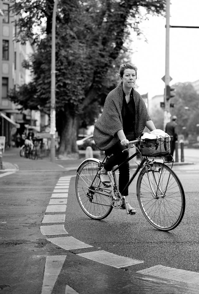Berlin is a bicycling city. Leica M 240 with Leica 50mm APO-Summicron-M ASPH f/2.0.