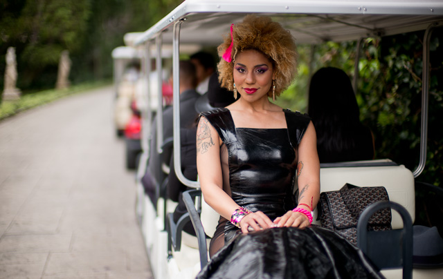 Joy Villa at the Rocnation pre-Grammy Brunch