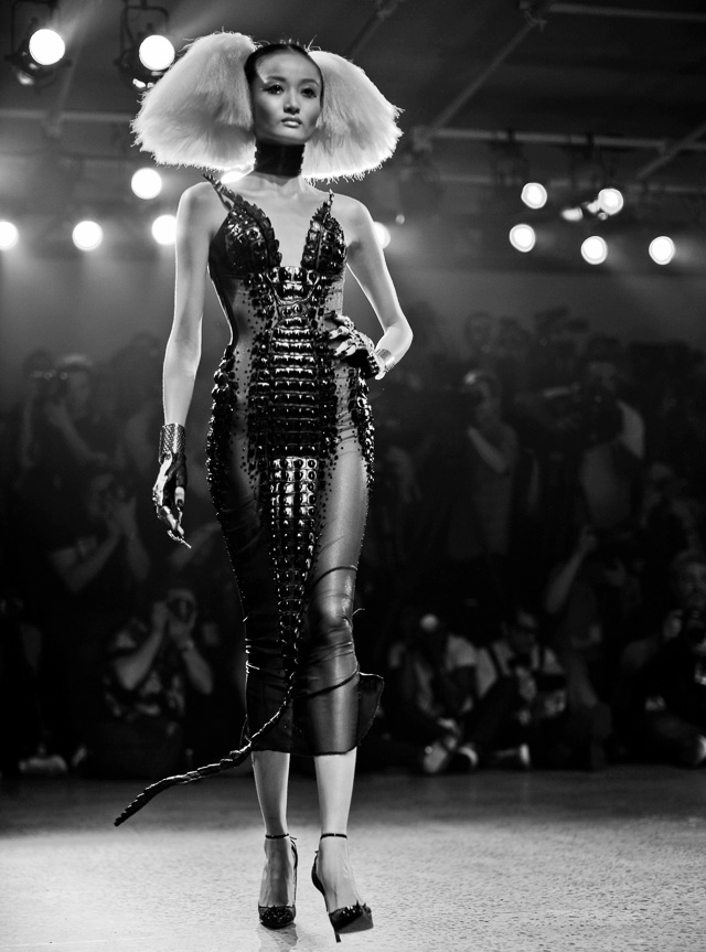 The Blonds fashion show at New York Fashion Week 2015. Leica M 240 with Leica 50mm Noctilux-M ASPH f/0.95.