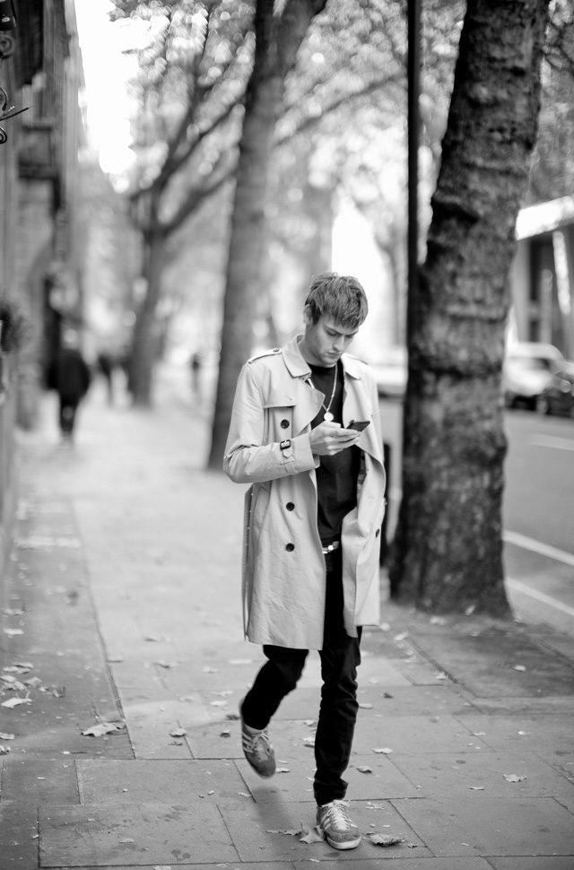 Sunday morning in London. Leica M 240 with Leica 50mm Noctilux-M f/0.95.