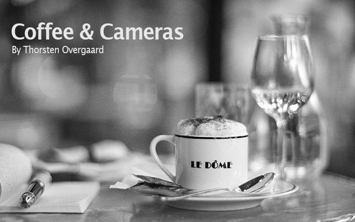 Inspiration - Coffee and Cameras