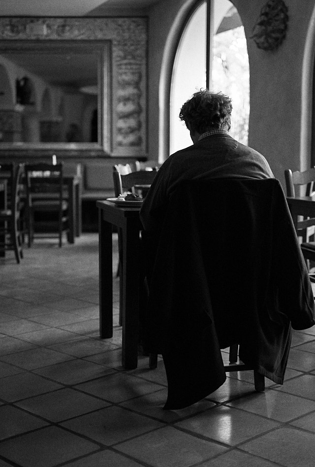 Lunch for one. Leica M10-P with Leica 50mm APO-Summicron. © 2018 Thorsten Overgaard.