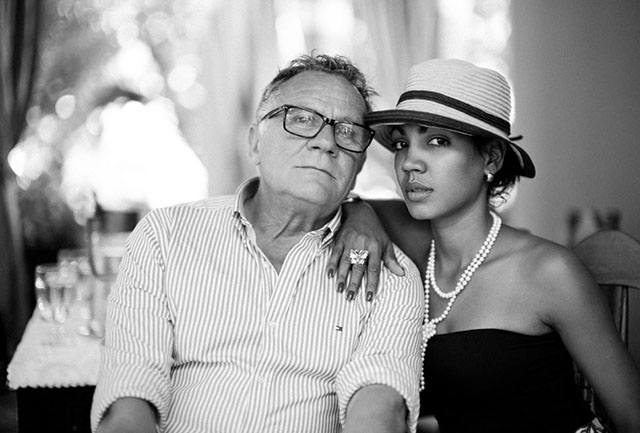 Why would I be the only one who should look at this photograph? I make photographs for sharing and publishing. This is Volker Figueredo Véliz and Somaida in Havana, Cuba. Leica M10 with Leica 50mm Noctilux-M ASPH f/0.95. © 2017 Thorsten Overgaard.