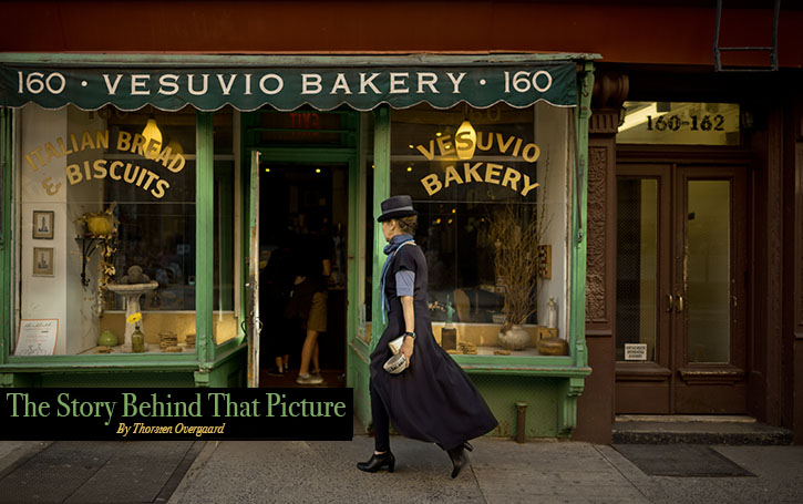 """Vesuvio Bakery"" Leica M10 with Leica 28mm Summilux-M ASPH f/1.4. Click to read The Story Behind That Picture."