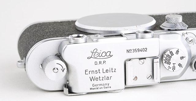 Leica IIIa Monte en Saare Nr 359402