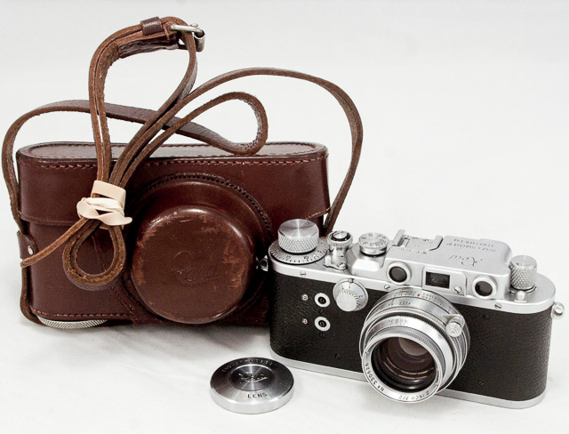 The Reid camera was made in the UK from 1947 - 1964. Models are still around, selling for $2,000 - $3,000 on eBay.