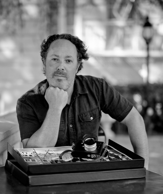 I also had the pleasure of meeting Los Angeles based photographer Dotan Saguy for coffee and interview in the garden. I'm doing an article on him and his use of the Leica M 240 and Leica M 246 Monochrom. Leica M 240 with Leica 50mm Summilux-M ASPH f/1.4 BC. © 2016 Thorsten Overgaard.