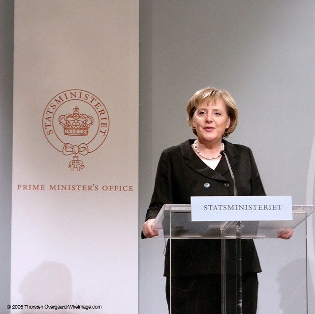 Angela Merkel Press Conference