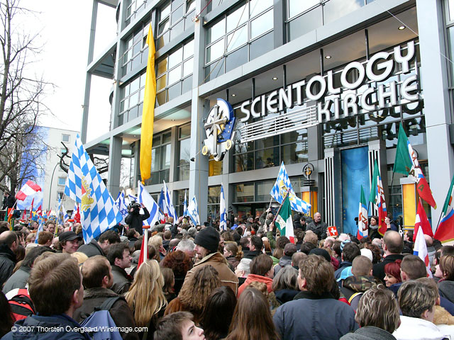 Scientology Kirche Berlin