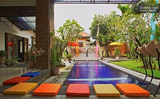 workshop base in Denpasar is a private villa