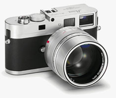 Leica Noctilux-M ASPH f/0.95  Silver Chrome Limited Edition (item no 11.698)