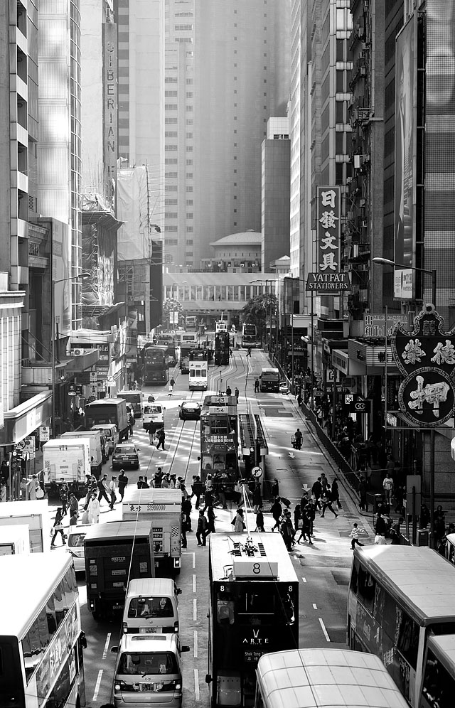 Hong Kong Leica M9 review and test photos