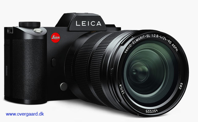 Leica SL Typ 601 Mirrorless Digital Camera