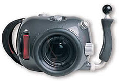 Leica Digilux 2 underwater housing