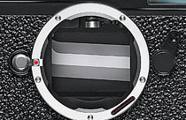 Focus adjustment of the Leica M9