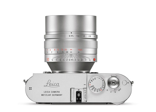Noctilux is available in silver