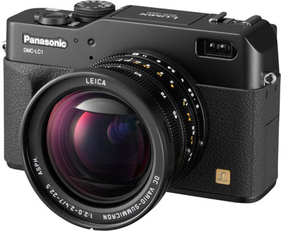 Panasonic DMC LC1 digital camera
