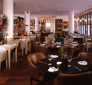 Refuel Restaurant and Bar The Soho Hotel London