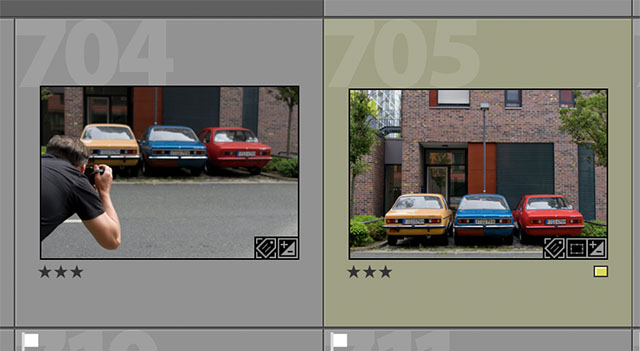 Stars, flags, color codes, collections, libraries, etc. can be used to organize the files while you work with them; to distinguish which are what. Don't expect these marks to be visible in other software now and in the future. Only keywords are likely to exist. The point is that you cannot organize your photo archive in a software and hope that software will continue to exist. You must ready your files in a way so they can exist outside of any software and still be organized.