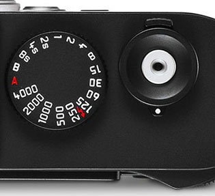 Aperture Priority on the shutter speed dial means that the camera will suggest a shutter speed time that you can read in the viewfinder. If you disagree, you simply turn the shutter speed dial to the speed which you think is more right, and then the camera will execute that speed instead (also known as Manual).