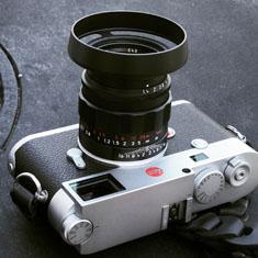 Thorsten von Overgaard Gallery Store - Ventilated Lens Shade