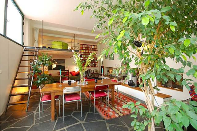 The October 2016 workshop will have it's base in Montmartre in the home of famous French poet Tristan Tzara's house with garden (designed by Adolf Loos in 1925).